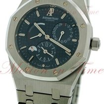 Audemars Piguet Royal Oak Dual Time, Blue Dial - Stainless...
