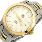 TAG Heuer Link 200M Two-Tone Stainless Swiss Quartz WJF1152