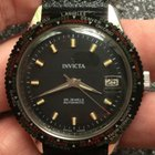 Invicta New Old Stock Automatic Diver w/World Time Bezel