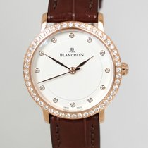 Blancpain Villeret Ultra-slim Automatic - NEW - Listprice...