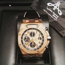 Audemars Piguet 26470OR Royal Oak Offshore Chronograph Pink Gold