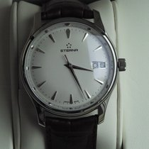 Eterna Vaughan Big Date Automatic NEW FULL SET