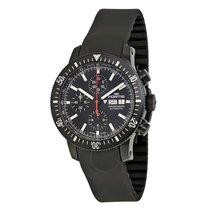 Fortis Monolith Chronograph Automatic Men's Watch 638.18.31 K