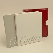 Cartier Instruction Manual and Warranty Booklet