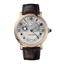 Cartier Rotonde Automatic Mens Watch Ref W1556243