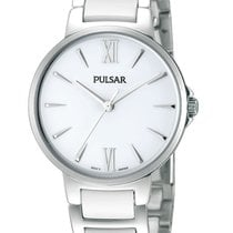 Pulsar PH8075X1 Damen Armbanduhr Keramik 32mm