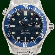 Omega Seamaster James Bond 300M  Date Stainless Steel