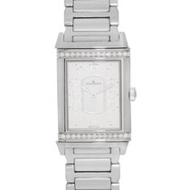 Jaeger-LeCoultre Grand Reverso Lady Ultra Thin Stainless Steel...