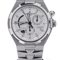 Vacheron Constantin Overseas Dual Time Silver/white Dial