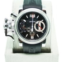 Graham Chronofighter R.A.C. Skeleton 2CRBS Gents Watch