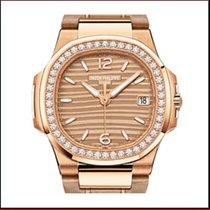 Patek Philippe 7010/1R-012  Nautilus Ladys Rose Gold