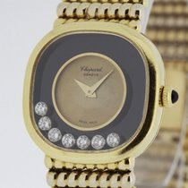 Chopard Happy Diamonds Vintage solid 18K Gold manual-wind...
