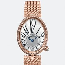 Breguet Reine de Naples 8918 Rose Gold