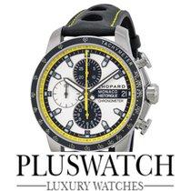 Chopard Grand Prix de Monaco Silver Dial Chronograph 168570-30...