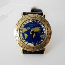 Andersen Genève worldtime18k gold automatic f.piguet