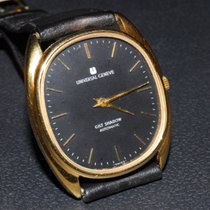 Universal Genève Gilt shadow automatic