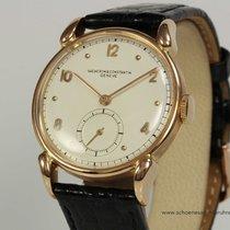 Vacheron Constantin traumhafte Vintage Uhr 18K Roségold, Kal....