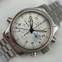 Fortis B42 Chronograph Alarm Automatic - Box & Papiere - 2012