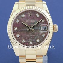 Rolex Oyster Perpetual Datejust mid-size 178278
