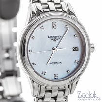 Longines Flagship Mother of Pearl Dial 26mm Automatic Date...