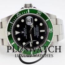 Rolex Submariner 16610LV  2008 3100 NEVER POLISHED