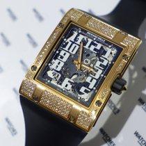 Richard Mille Diamond Bezel - RM016 AJRG
