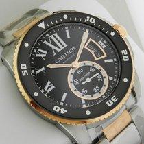 Cartier Calibre de Cartier Diver w7100054 Stainless Steel...