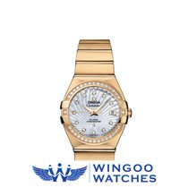 Omega - Constellation Co-Axial 27 MM Ref. 123.55.27.20.55.002
