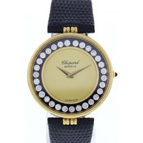 Chopard Ladies Chopard Happy Diamonds 18K YG H/2466