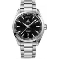 Omega Aqua Terra 150 M Day-Date Caliber 8602 Automatic (Co-Axial)