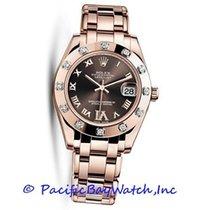 Rolex Pearlmaster Ladies 81315
