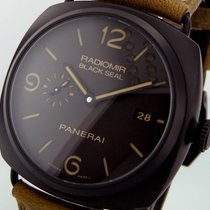 Panerai Unworn  Pam 505 Composite 45 Mm Radiomir Black Seal...