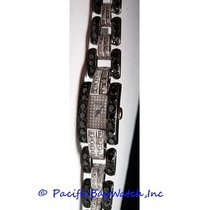 Chopard La Strada Ladies Black and White diamond watch