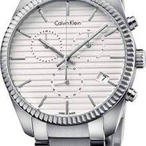 ck Calvin Klein alliance Chronograph Herrenuhr K5R37146