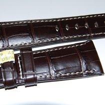 Panerai Kroko Uhrenarmband 27/22 mm Braun
