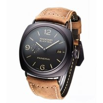Panerai [NEW] PAM 505 Radiomir Composite Black Seal 3 Days 45mm