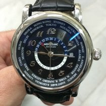Montblanc Star World Time GMT Automatic