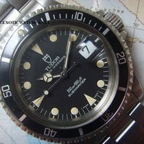 Tudor 1980s UNPOLISHED Tudor Rolex Submariner Date with Papers