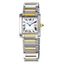 Cartier Tank Francaise W51012q4 Watch