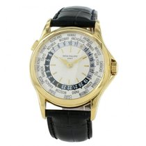 Patek Philippe World Time 5110J 18K Yellow Gold