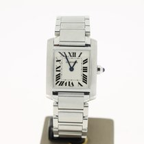 Cartier Tank Francaise Steel Lady Size (BOX2003) 20mm