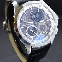 Girard Perregaux Traveller Large Date, Moon Phases & GMT