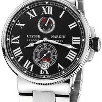 Ulysse Nardin Marine Chronometer Manufacture 45mm 1183-122-7m/...