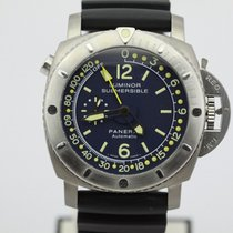Panerai Luminor Submersible Pangaea Depth Gauge K Serial...