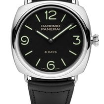 Panerai New Radiomir Stainless Steel BManual Wind Pam00610