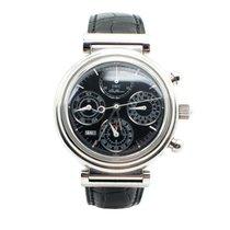 IWC SS IWC Da Vinci Perpetual Calendar Watch Ref.3750