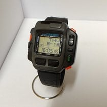 Casio vintage JG-200 Cyber Cross game Watch Tv Control 1995