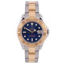 Rolex Pre-Owned Bi Metal Yacht-Master 68623 1999 Model