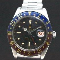 Rolex Gmt-Master Ref.6542 Gilt Dial Bakelite Bezel