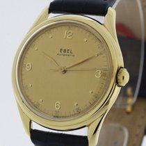 Ebel Vintage Auto Bumper Automatic Cal. 93 solid 18K Yellow...